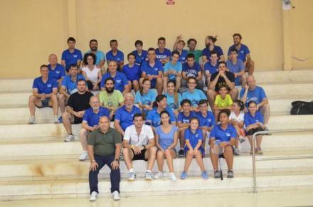 Clausura Bádminton Cartagena T 2014 15