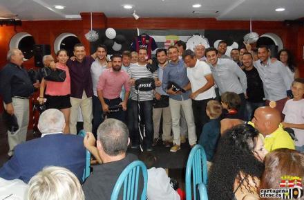Clausura Temporada 2014 15 del Cartagena FC