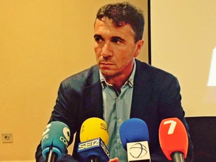 Pedro Cordero. Foto: Pepe González (OM Radio).