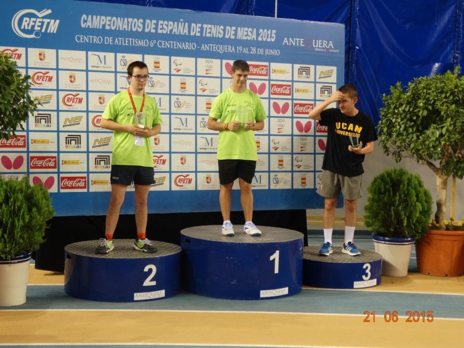 UCAM Primi Sport Tenis de Mesa-