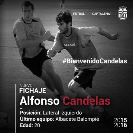 ALFONSO CANDELAS