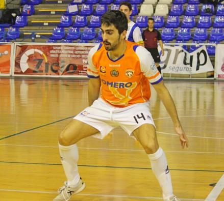 Dani Blanco.Foto: Pedro Gómez (Crónicas deportivas de Cartagena)