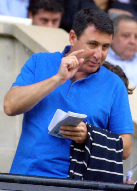 Isidoro García