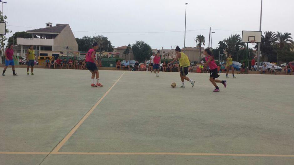 campeonato fútbol sala femenino
