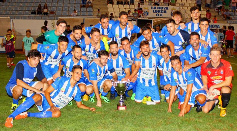 La Hoya Lorca vencedor del Trofeo