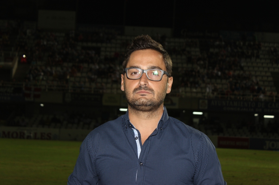 PACO BELMONTE (Director Deportivo)