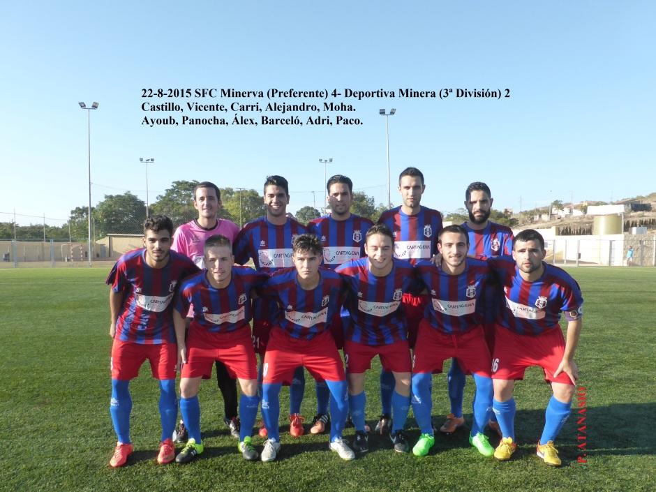SFC Minerva 22-8-2015