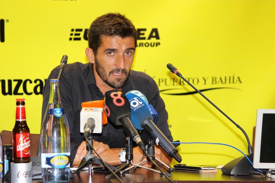Víctor Fernández post partido en Cádiz (1)