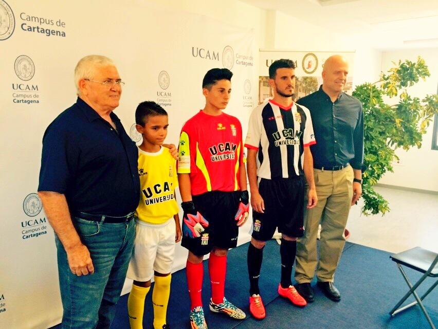 ACUERDO ENTRE EL CARTAGENA FC Y LA UCAM (3)