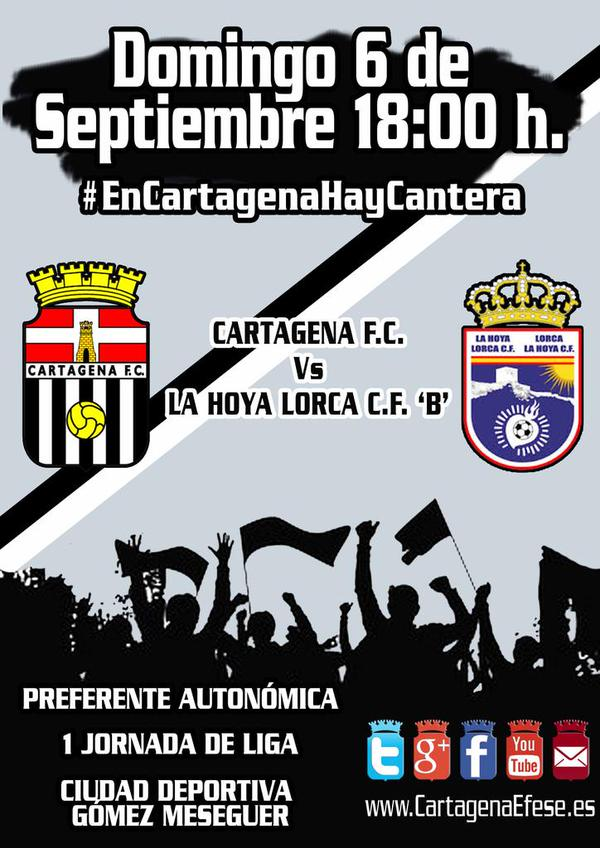 Cartagena FC La Hoya Lorca CF B