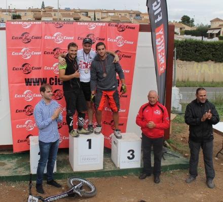 podium élite regional