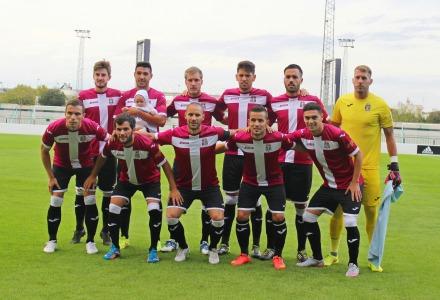 Alineación del FC Cartagena frente al Betis B