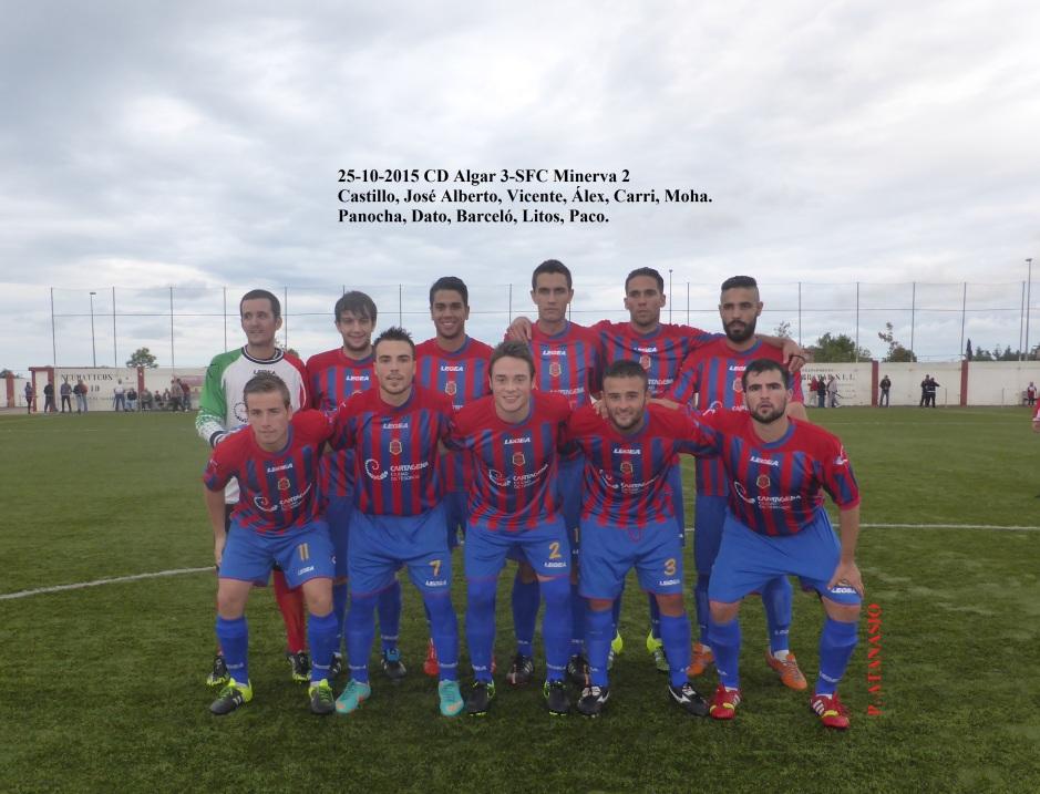 SFC Minerva 25-10-2015