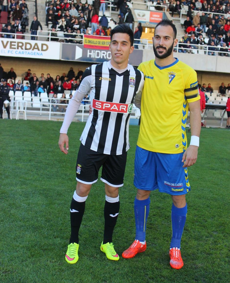 Mario y Andrés