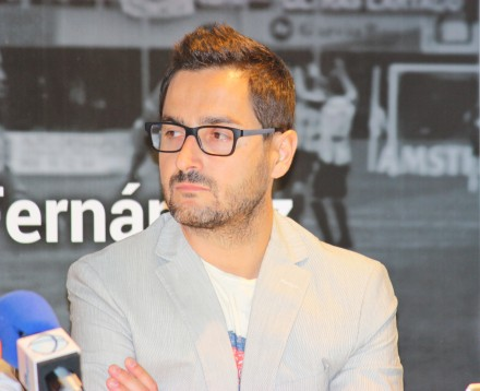 Paco Belmonte FC Cartagena