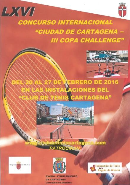 tenis ciudad de Cartagena