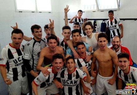 Cartagena FC División de Honor de Juveniles