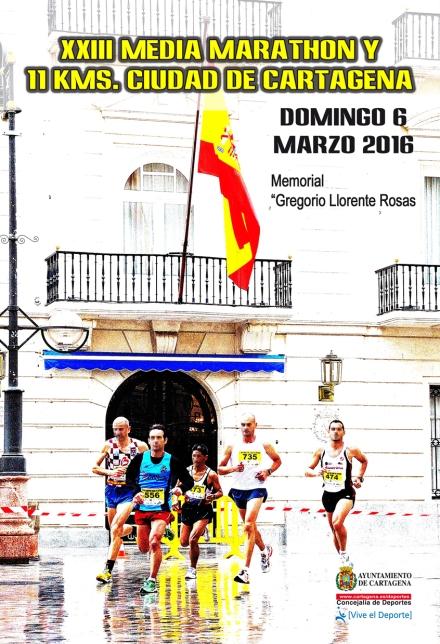 Cartel Media Marathon 2016