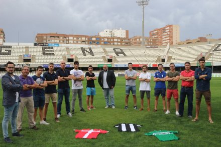 Renovaciones del FC Cartagena B